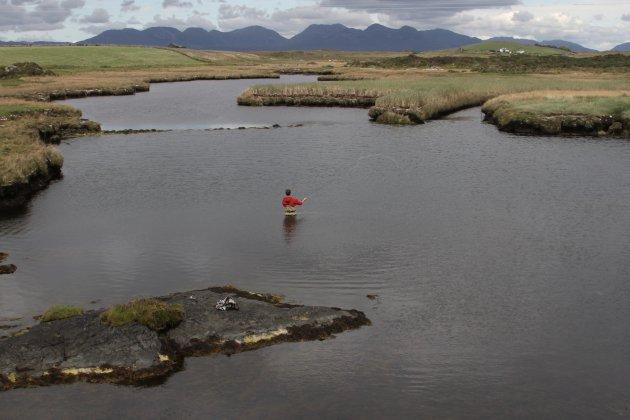 De bergen van Connemare NP