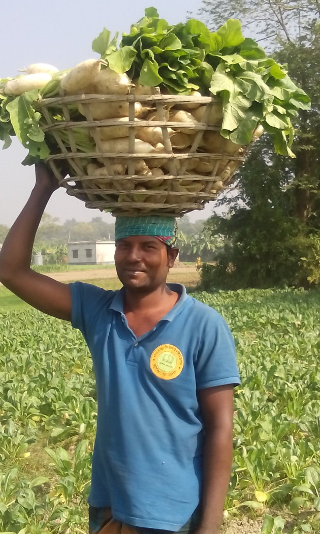 Landbouw Bengaalse stijl