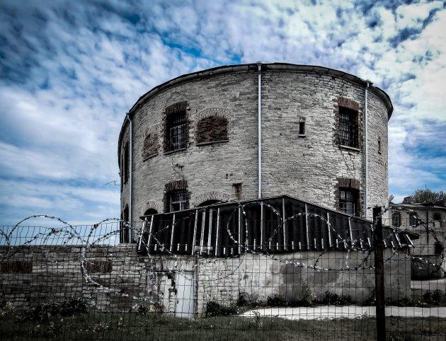 Russische gevangenis