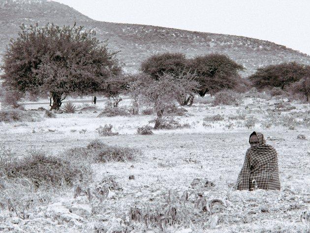 Masai dorp bezoeken