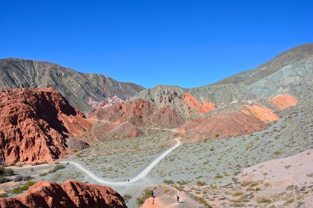 De Argentijnse Grand Canyon