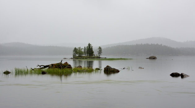 Verstild Meer van Inari