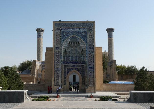 mausoleum van Timur dynastie