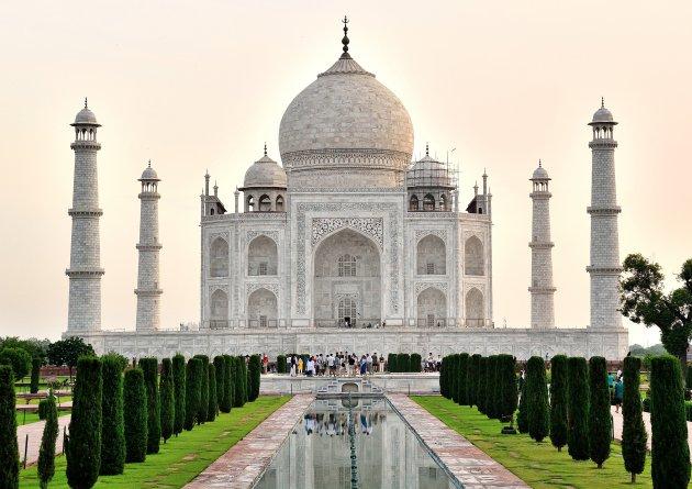 Wereldwonder: Taj Mahal