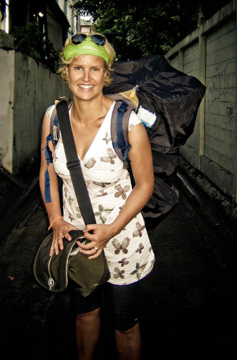 Hoofdfoto bij reisverhaal 'Getting Prepared for the Sahara'