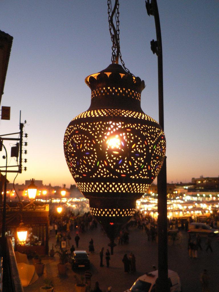 Hoofdfoto bij reisverhaal 'Afscheid van Marokko'