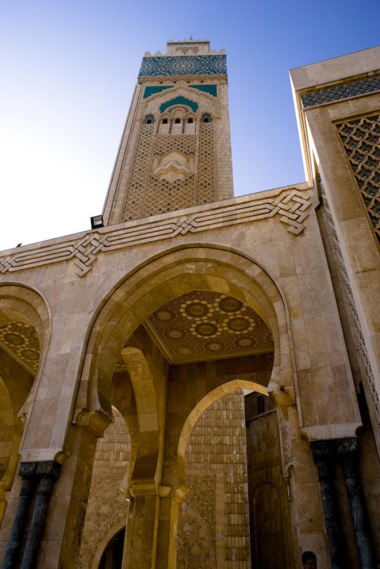 Hoofdfoto bij reisverhaal 'Casablanca'