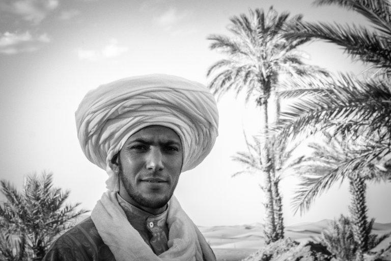 Hoofdfoto bij reisverhaal 'Verleiding in Erg Chebbi'
