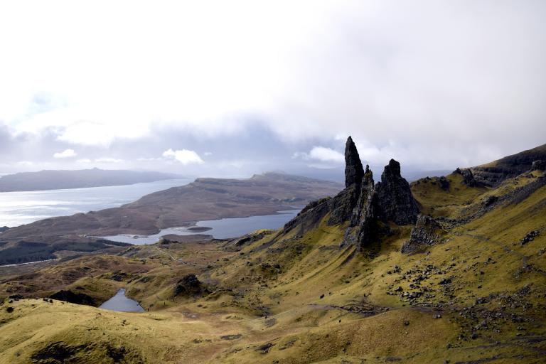 Hoofdfoto bij reisverhaal 'Isle of Skye, Schotland'