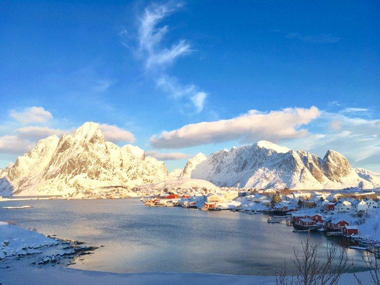 Hoofdfoto bij reisverhaal 'Een avontuurtje in de sneeuw'