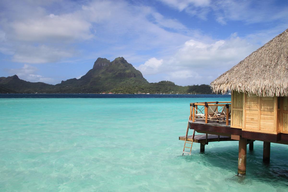 Zo doe je Bora Bora on a Budget!