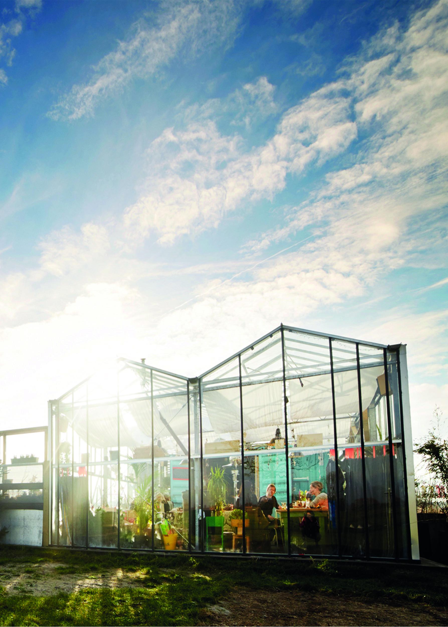Hier wil je naartoe: de gezelligste tuinkas van Nederland