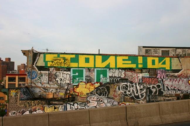 Graffiti in New York
