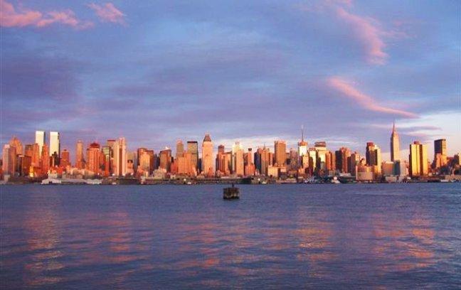 Skyline Manhattan