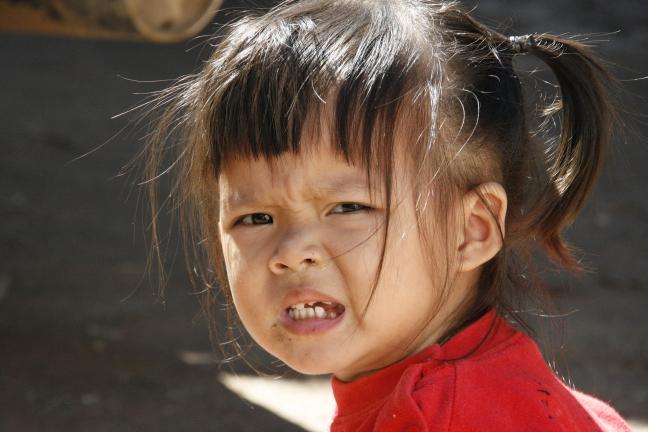 Laotiaans meisje