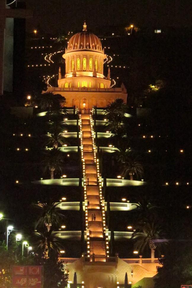 Tempel van de Bahai