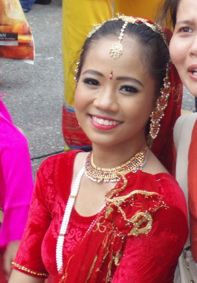Deepavali feest in Kuala Lumpur
