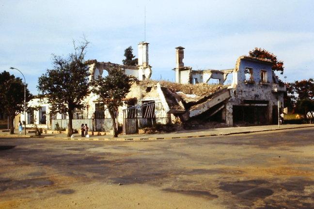 Na de oorlog