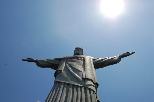 Het Christusbeeld in Rio