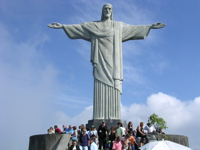 Rio, Christusbeeld