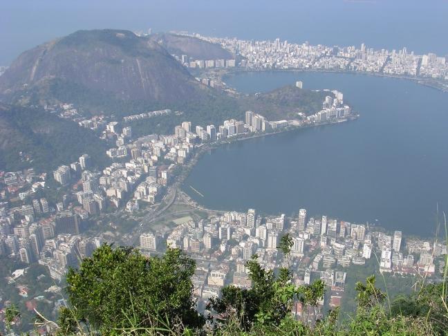 Rio, stadsgezicht