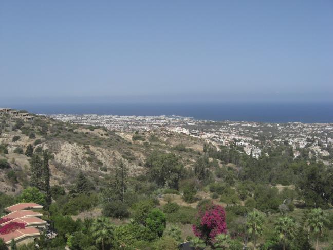 omgeving Kyrenia