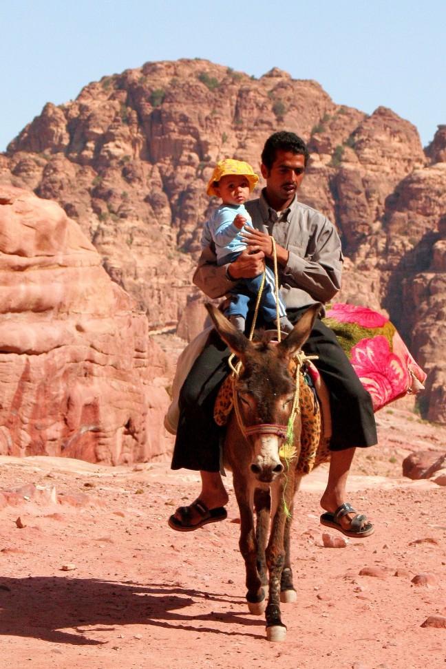 Eén Van De Laatste Bedoeïnen