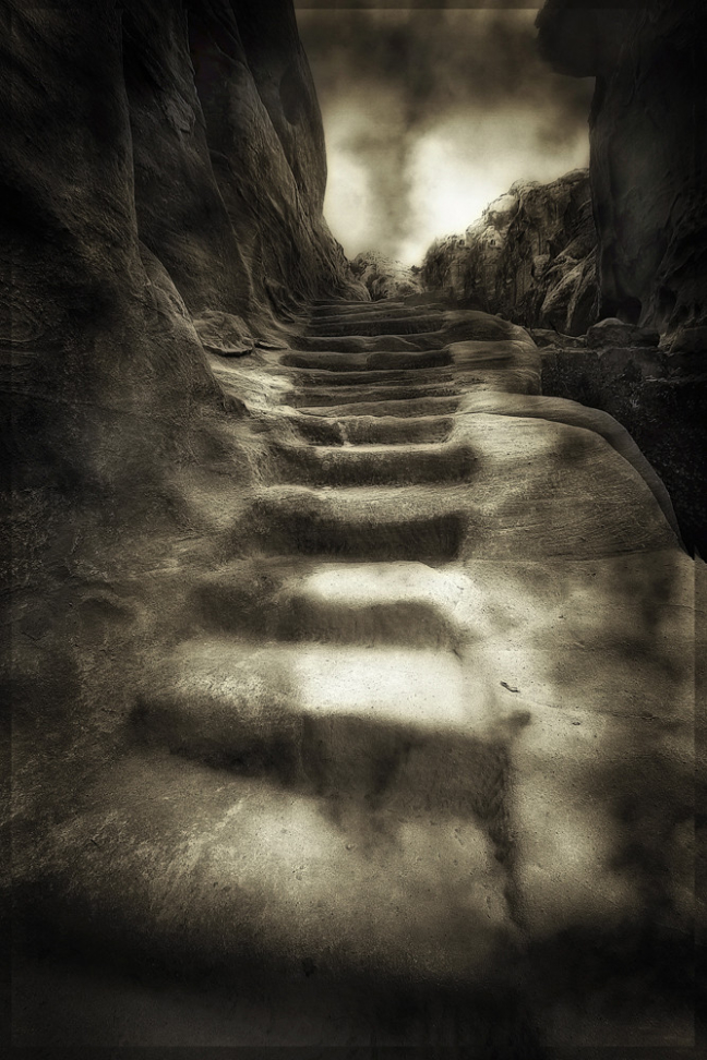 Stairs to heaven...
