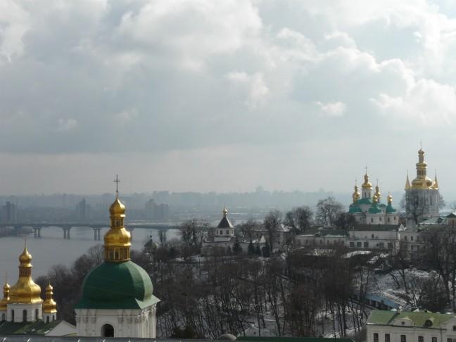 Vaarwel uit de Oekraine