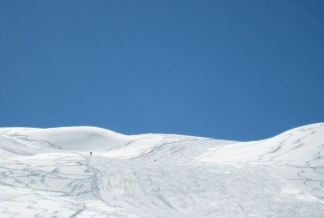 Skiing in Iran