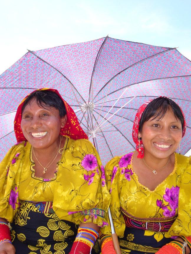 Kuna ladies