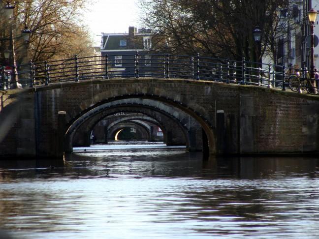 zeven bruggen reguliersgracht