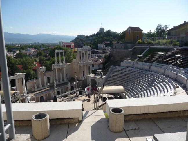 Plovdiv theater