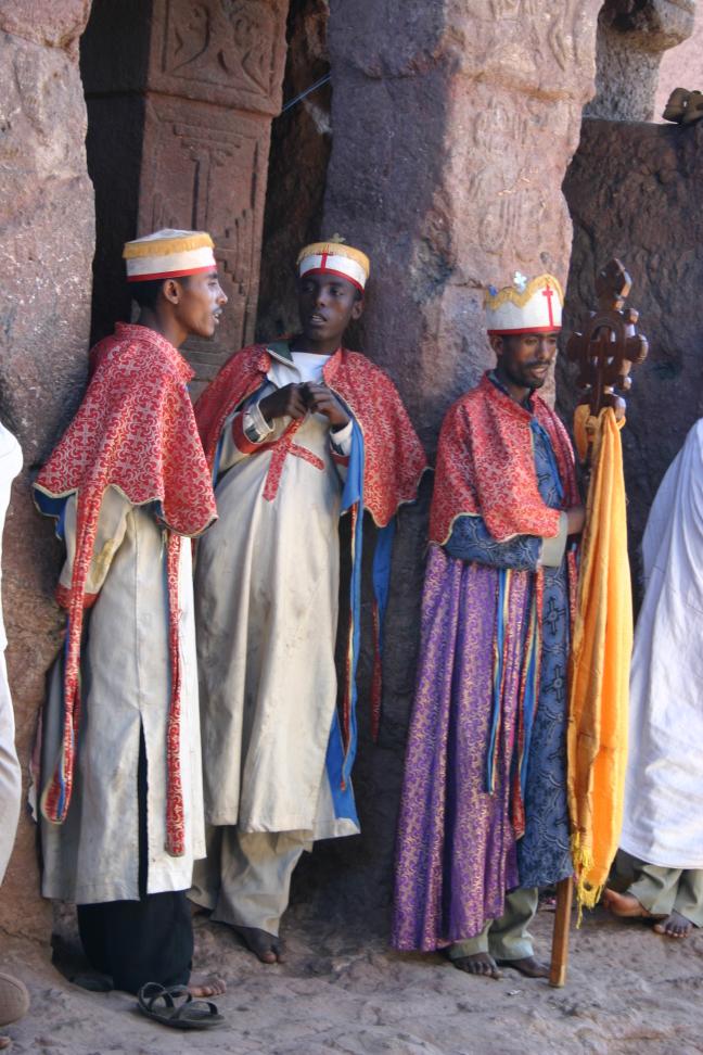 priesters na de mis