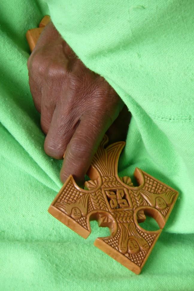 Koptisch kruis