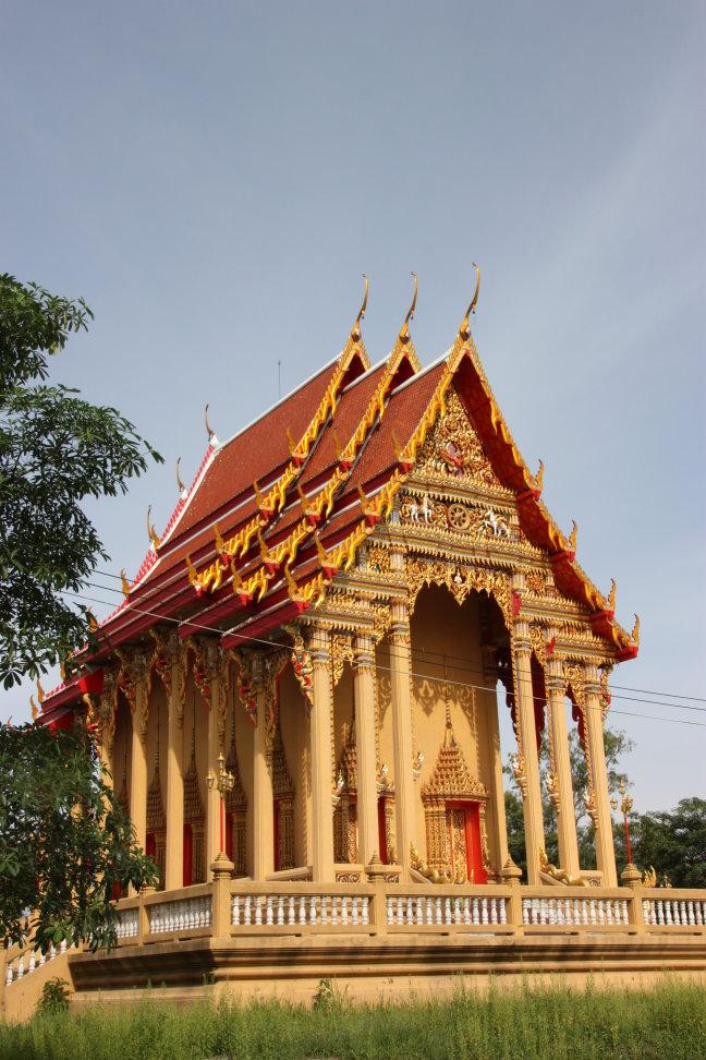2008: Bangkok: Wat