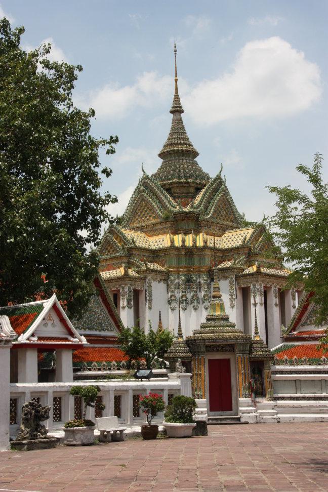 2008: Bangkok: Wat Po.