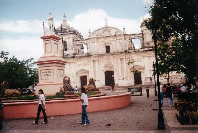 Kathedraal in Leon