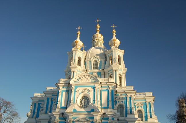Smolny klooster