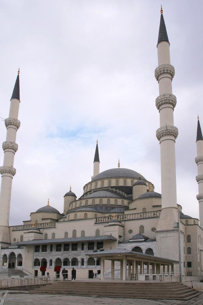 Kocatepe moskee