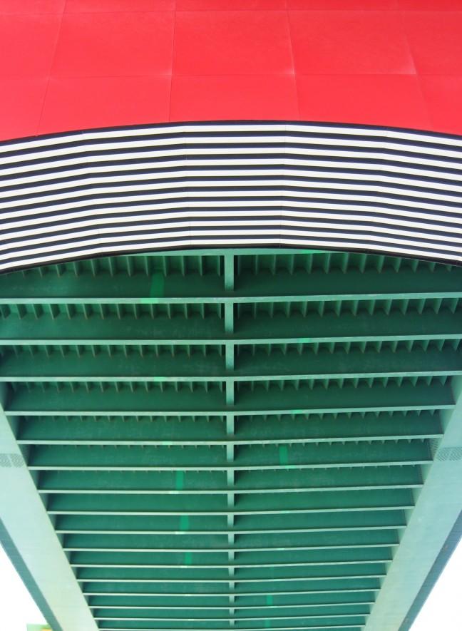 Detail brug Bilbao