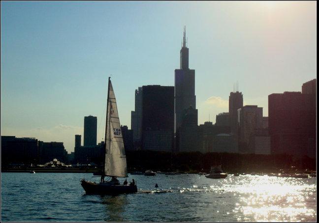 Sailing Chicago