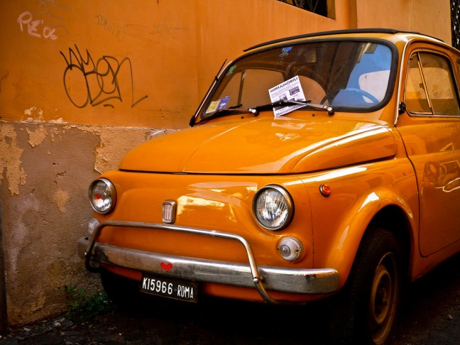 I love Fiat 500