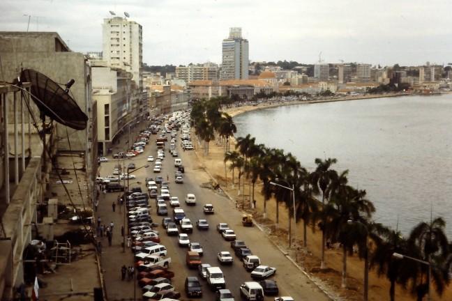Hoofdstad van Angola