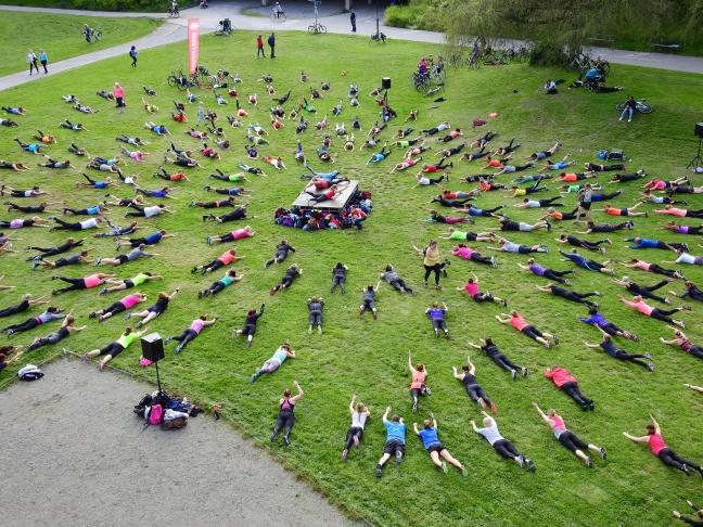 Stockholm beweegt.