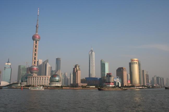 TV twr Shanghai