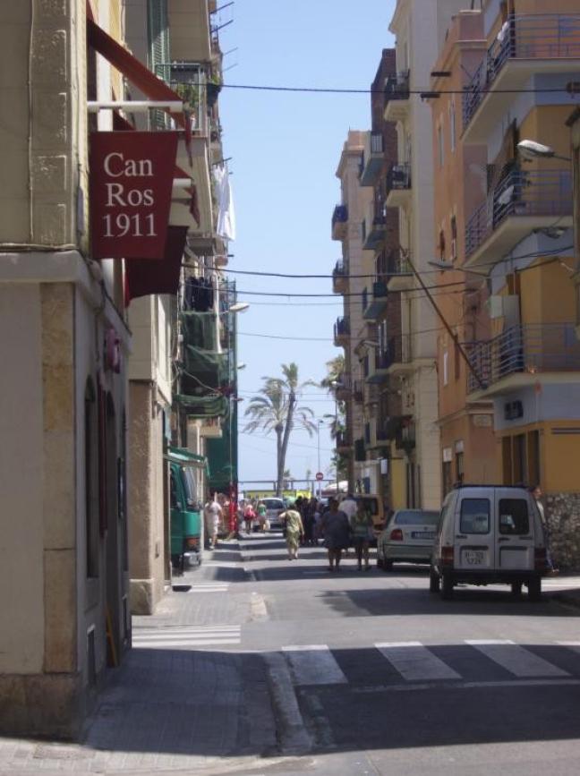 Barcelona - Stad3