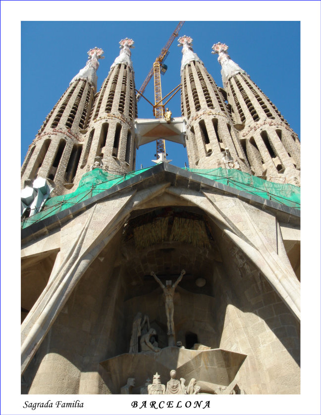 gaudi's unfinished