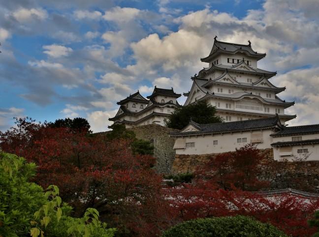 Samoerai kasteel Himeji