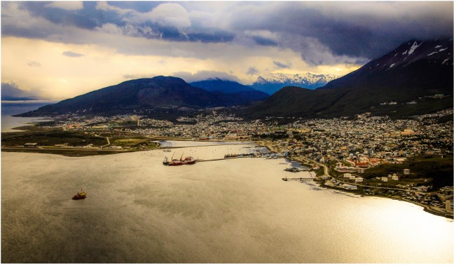 The end of the world @ Ushuaia